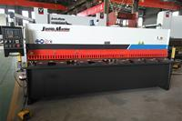 QC12Y Sheet Metal Hydraulic Swing Beam Shear with E21S Controller